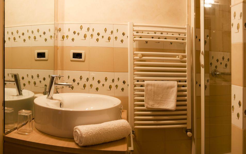 Chambres 1 2 3 b b genova centro domus patrizia bed for Bagno y bagno gr