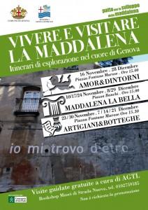 la maddalena- turismo a Genova