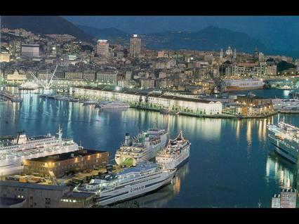 Bed & Breakfast Domus Patrizia turismo porto di genova
