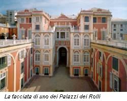 PALAZZO DEL RE Domus Patrizia Turismo Genova